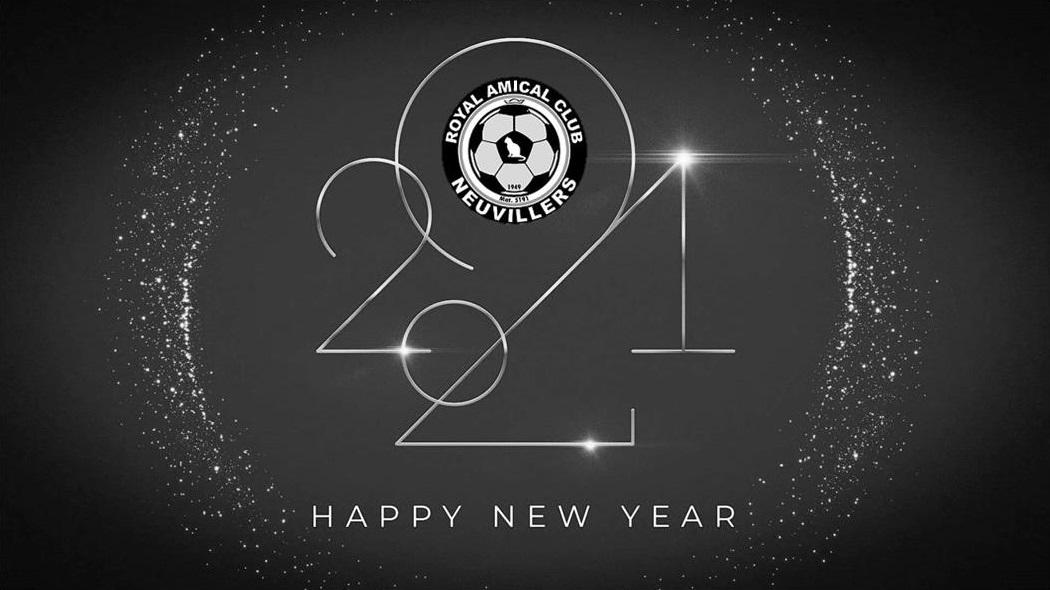 Le RAC Neuvillers vous souhaite une bonne année 2021 ! !